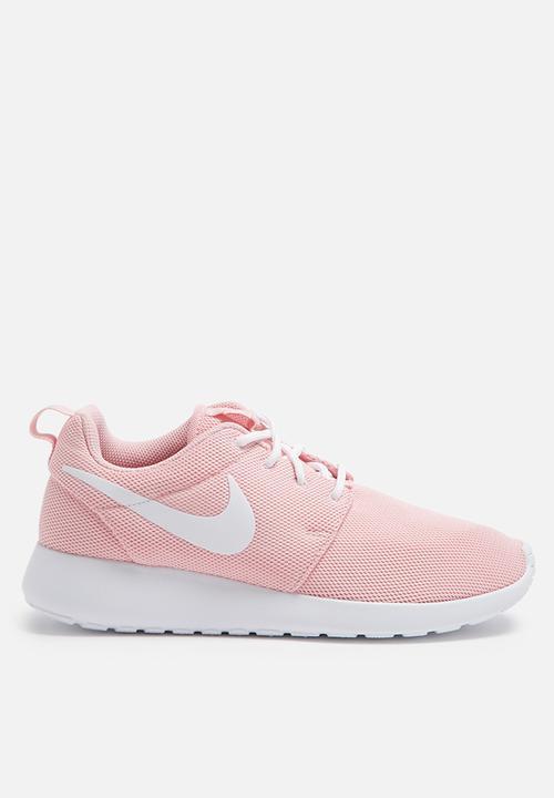 e3405a003bb9 Nike W Roshe One - 511882-610 - Sheen   White Nike Sneakers ...