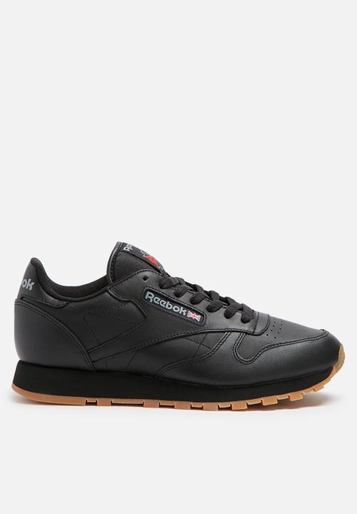 35587f2f078 Reebok Club Classic Leather Foundation - 49800 - Int-Black Gum ...