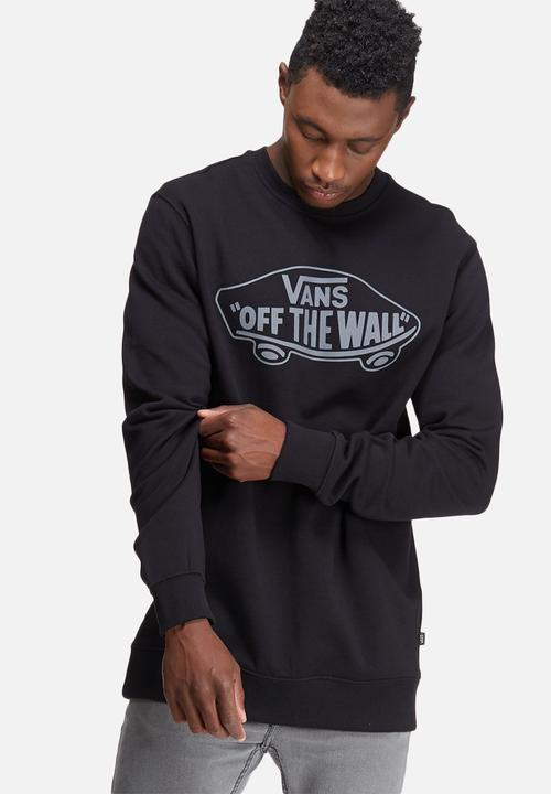 d9a043e11 OTW crew - black pewter Vans Hoodies   Sweats