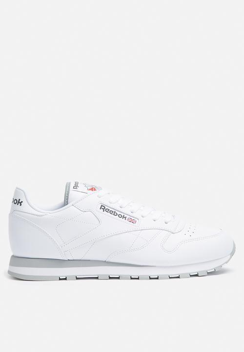 cc920fe706473 Reebok Club Classic Leather Foundation - 2214 - Int-White LT Grey ...