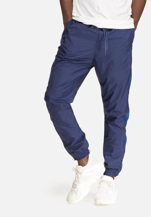 e74d99855cb3 Men nylon pant II peacoat  navy PUMA Sweatpants   Shorts ...