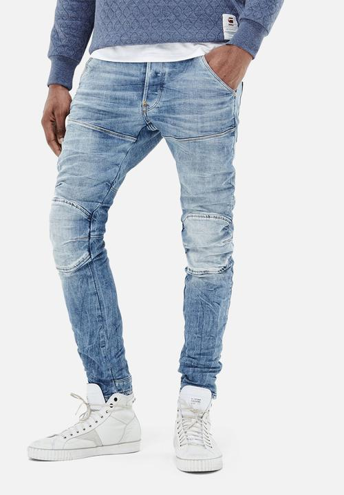 4593925c54c 5620 3D slim-light aged G-Star RAW Jeans | Superbalist.com