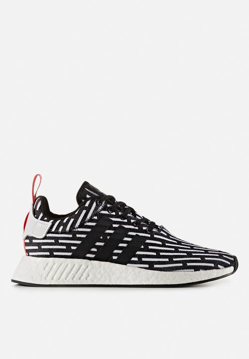 2ae9d872a0e0 adidas Originals NMD R2 PK - BB2951 - Core Black   Ftw White adidas ...