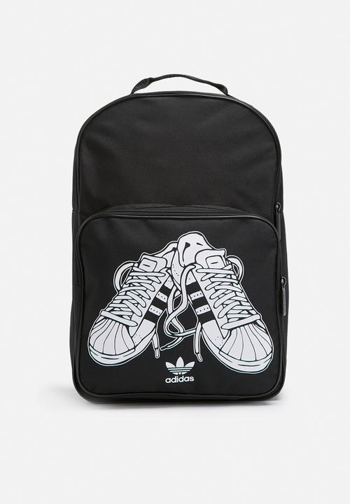 10e06a6ef20 Classic sport - black white adidas Originals Bags   Wallets ...