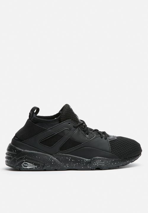 Puma B.O.G Sock - 36252001 - Black   Black PUMA Sneakers ... 63271cd1a3