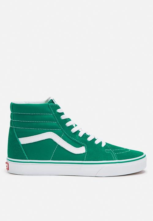 9ca252538d Vans SK8-Hi S C - Ultramarine Green   True White OF Vans Sneakers ...