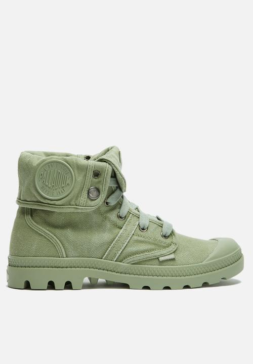 Pallabrouse Baggy - oil green Palladium Boots  eb155568dc