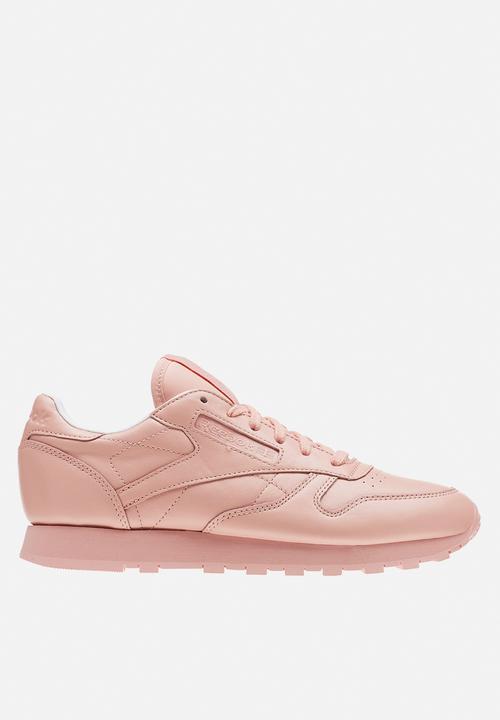 fca918dd5af7 Reebok Classic Leather Pastels - BD2771 - Patina Pink White Reebok ...