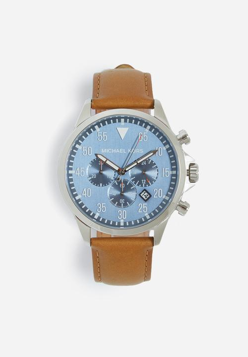 60fcaa6a2d5c Gage MK8490 - brown blue Michael Kors Watches