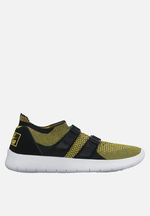 7db097d69d9 Nike Air Sock Racer Ultra Flyknit - 898022-700 - Yellow Strike ...