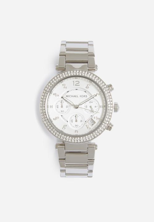 629843080ff4 Parker - silver Michael Kors Watches