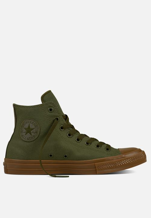 05c3d680cae8bd Chuck Taylor All Star II Tencel Canvas - 155498C - Herbal   Gum ...