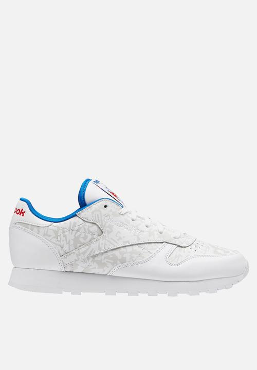 6f68be71dddf0 Reebok Classic Leather Archive Revival - BD3378 - White Skull Grey ...