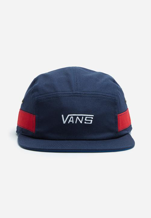 Academy camper-dress blues Vans Headwear  697d6179fb9