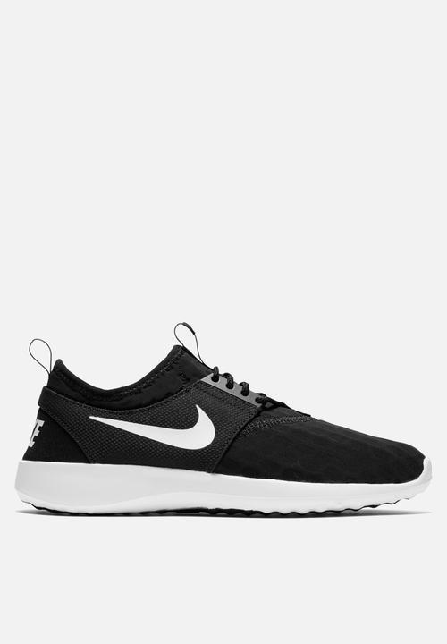 e2a40d9e1e0 Nike W Juvenate - 724979-009 - Black / White Nike Trainers ...
