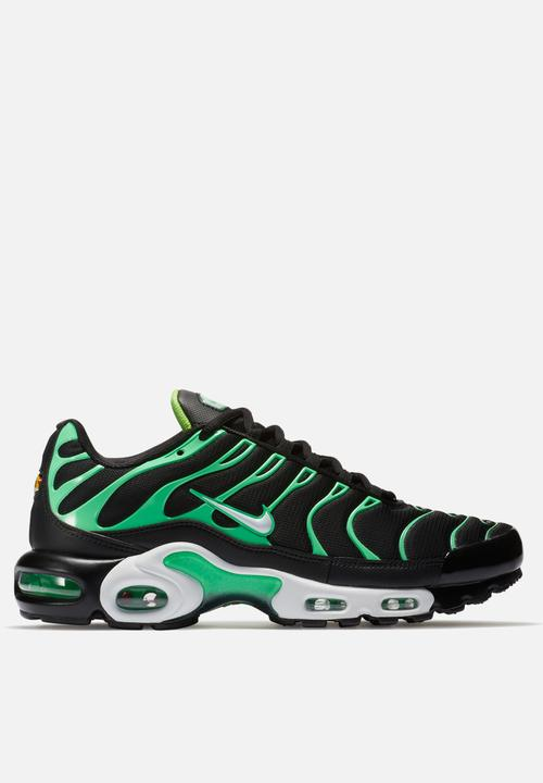 nike air max plus electro green