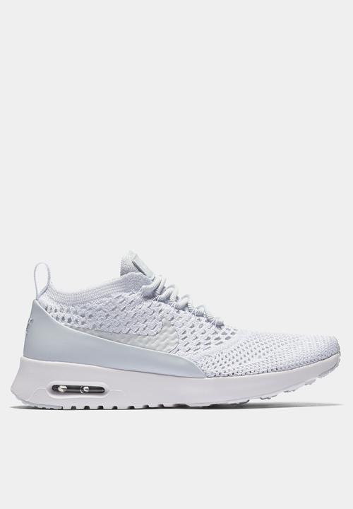 cae2a20abbd6 Nike Air Max Thea Flyknit - 881175-002 - Pure Platinum   White Nike ...