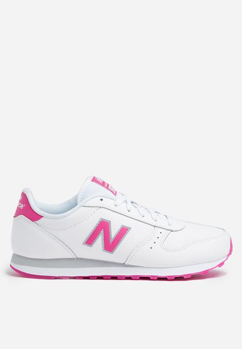 Pink New Balance Sneakers