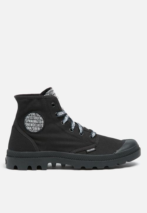 eaa0b57ab31 70th Anniversary Pampa HI - black Palladium Boots | Superbalist.com
