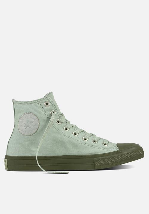 ca36223a6bcc Chuck Taylor All Star II HI-155701C-Sage Herbal Converse Sneakers ...