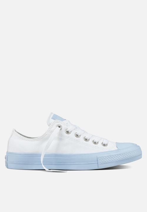 39972106f04 Chuck Taylor All Star II Pastel -155727C- White Porpoise Converse ...