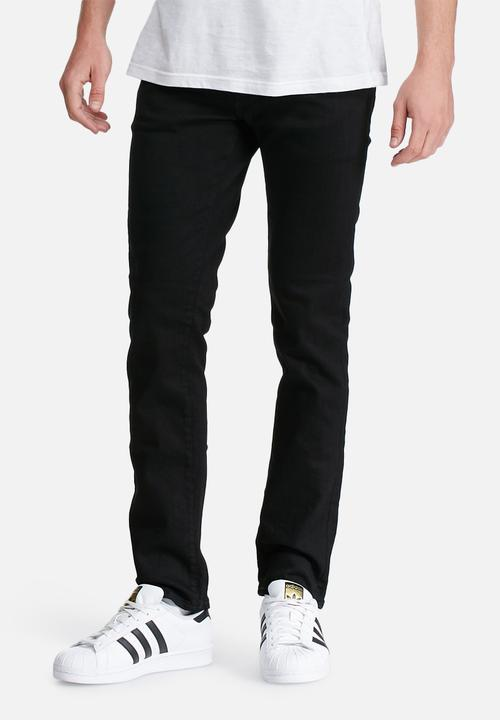 ef2dcd2b526 511 Slim Fit Stretch - Black Levi's® Jeans | Superbalist.com