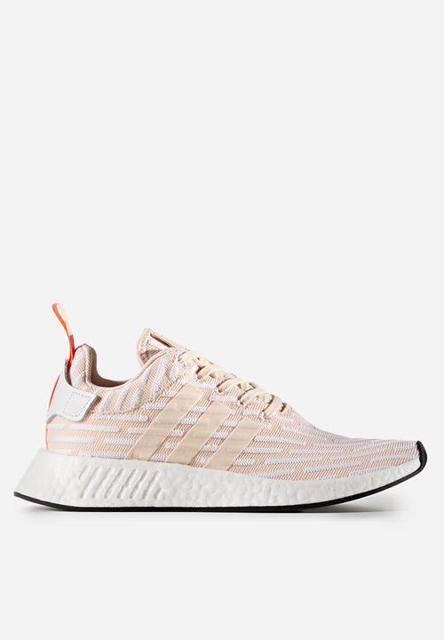 watch a8b6b 3728a adidas Originals NMD R R R W BA Linen Ftwr Blanc adidas 58c1fe