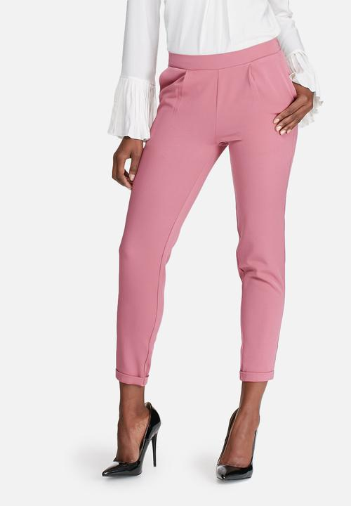 classic suit pants pink dailyfriday trousers superbalist com