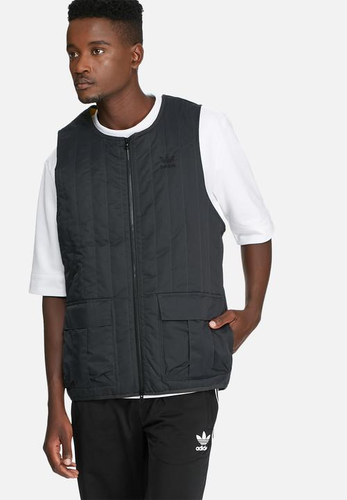 latest design half off where to buy St quilted vest