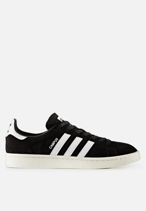adidas Originals Campus - BZ0084 - Core Black   White adidas ... 22a4a0d5b