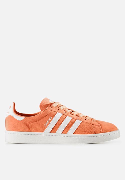 Buy adidas Originals Campus BZ0083Easy OrangeCrystal White adidas Originals Sneakers Mens Shoes