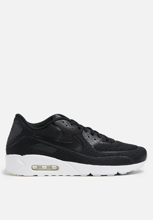 1e89e4efdb Nike Air Max 90 Ultra 2.0 BR - 898010-001 - Black / Summit White ...