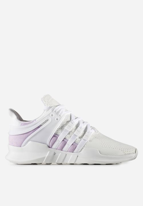 Adidas Originals EQT Support ADV W by9111 blanco / violeta brillo