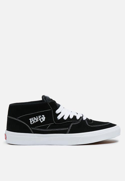 799125bb48 Vans Half Cab - black   white Vans Sneakers