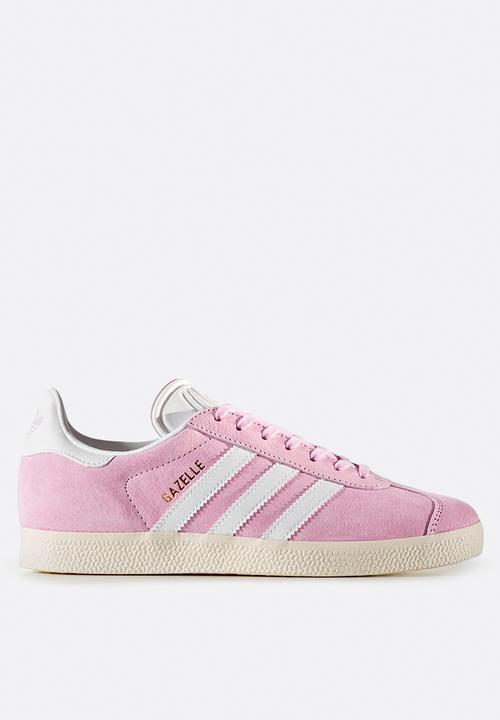 adidas Originals Gazelle - BY9352 - Wonder pink white adidas ... bbbcf9ef8