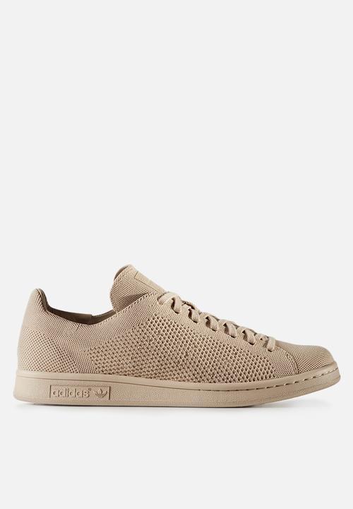 adidas Originals Stan Smith PK - BZ0121 - Clay Brown adidas ... 21e64157c