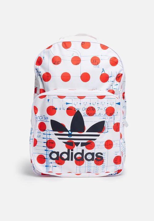 0131d390f538 Dots classic backpack - white adidas Originals Bags   Purses ...
