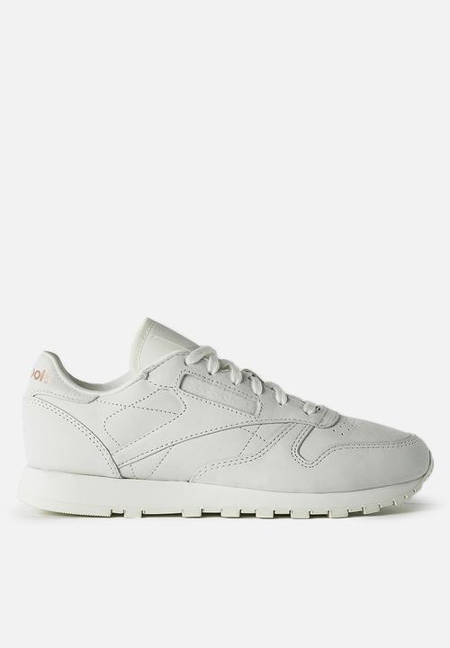 1d38a829ee7 Reebok Classic Leather FBT suede - BS6591 - white rose gold Reebok ...