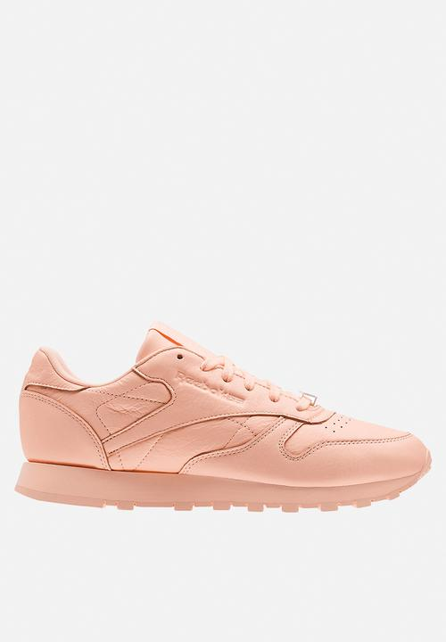 4d176dcf648ade Reebok classic leather - BS7912 - Grit Peach Twist Sleek Met Reebok ...
