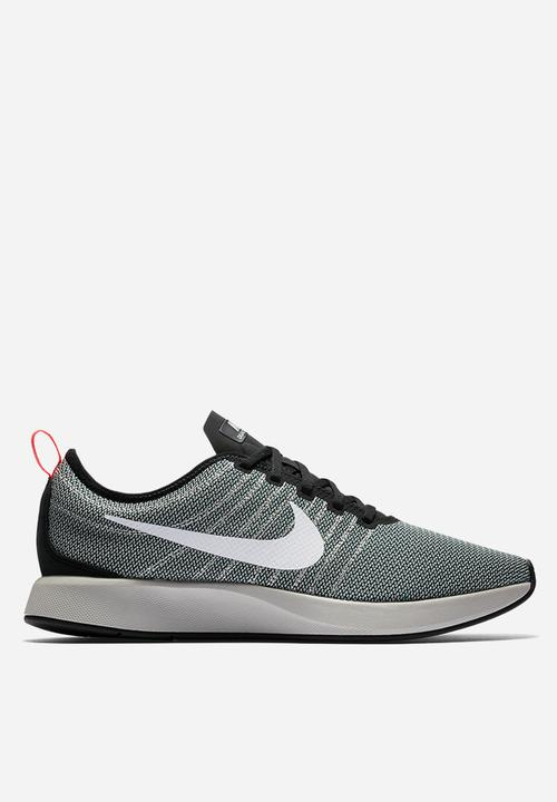 Nike Dualtone Racer (918227-001) Mens Sneakers Black/Grey/Red/White