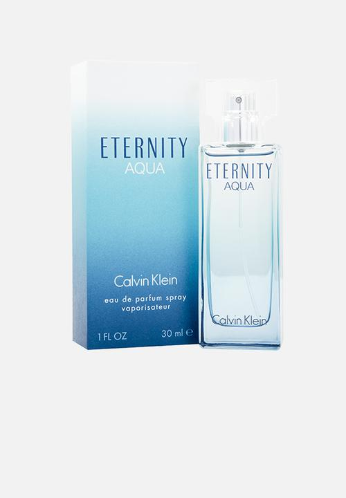Eternity Aqua Eau De Parfum 30ml Clammed Parallel Import Calvin