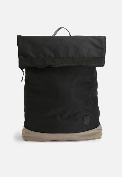 new concept 653e3 a3513 Suede backpack
