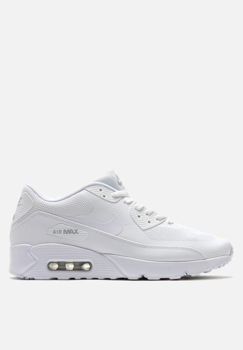 5e58f10c256da Air Max 90 Ultra 2.0 ESS - 875695-101 - Triple White Nike Sneakers ...