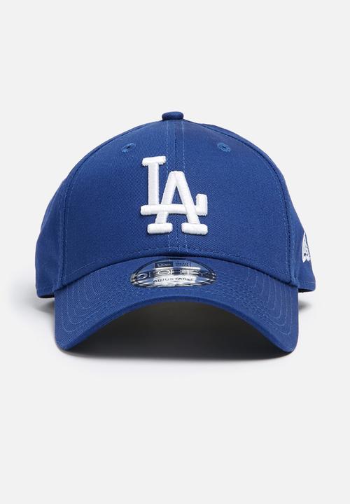 League essential 9Forty LA dodgers - royal blue white New Era ... fda8de5d39f