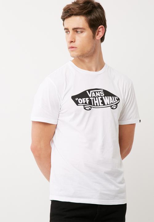 dcc7edfaa4 Vans OTW tee - white Vans T-Shirts   Vests