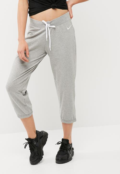 1e1d220c1e7d Jersey capri - grey Nike Bottoms