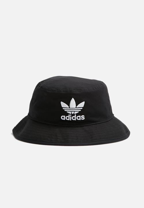 96c2af98dfc coupon code for adidas originals trefoil bucket hat 63f4a 4b621