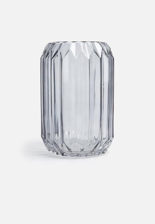 Sixth Floor Indo Vase Accessories Glass