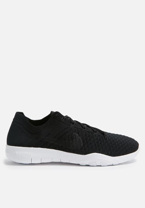 bf777cc5b36c7 Nike W Free TR Flyknit 2 - 904658-001 - Black   White Nike Trainers ...