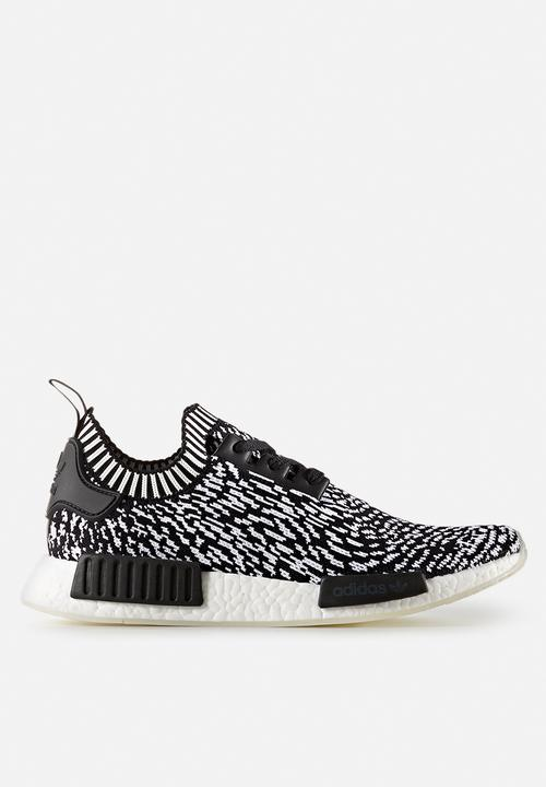 ceee2399c adidas Originals NMD R1 PK - BY3013 - Core Black   White  Zebra ...